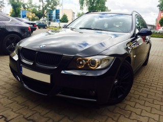 bmw e90 320d 163km chip tuning bmg
