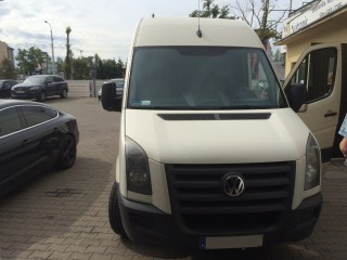 vw crafter 2.5tdi egr off