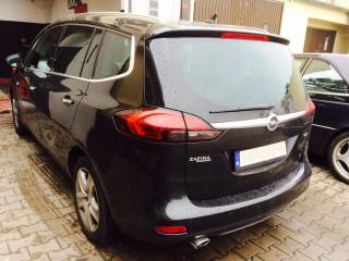 Opel zafira 2.0cdti 165km automat