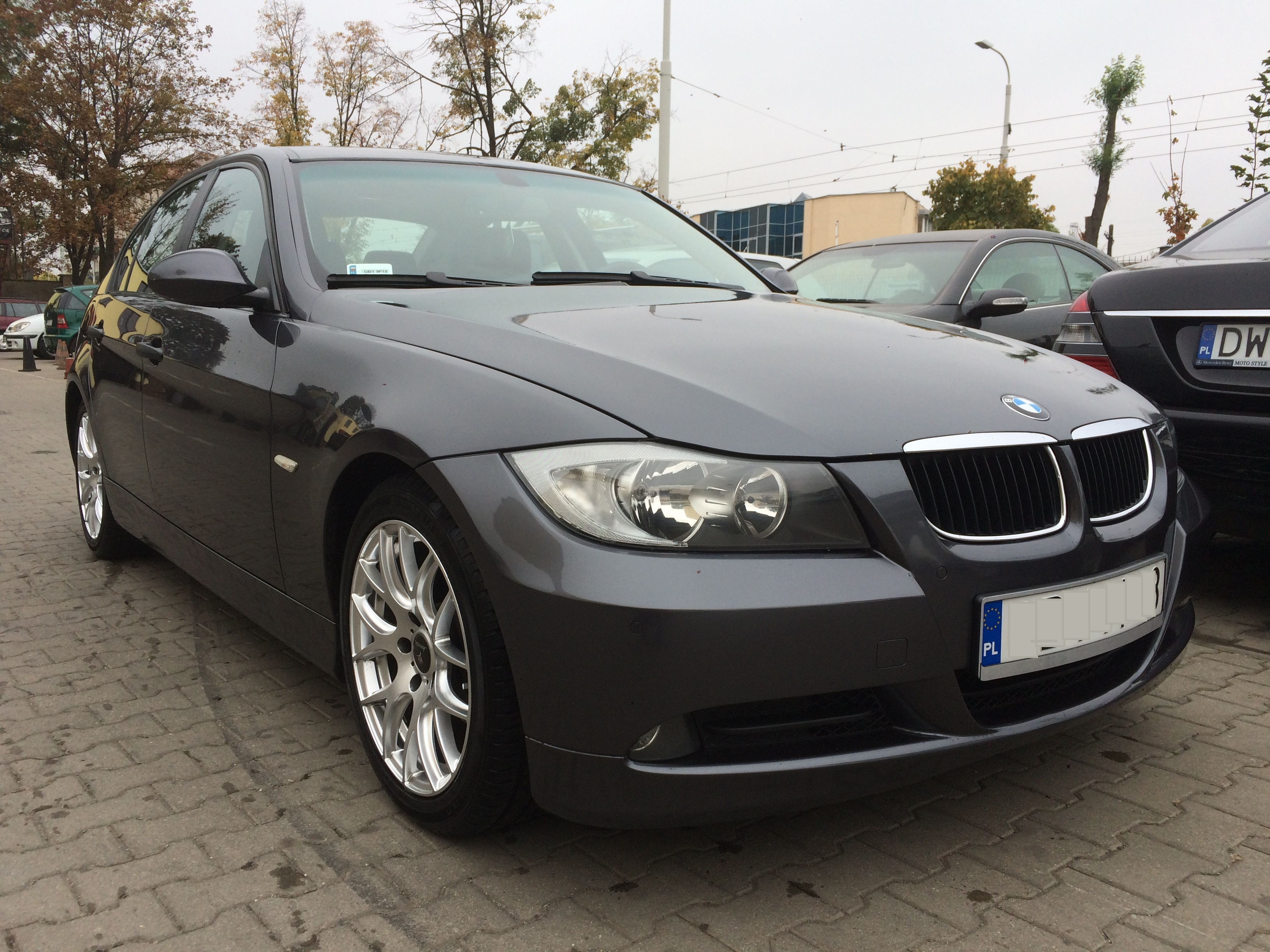 bmw e90 320d 163km podniesienie mocy dpf off. Black Bedroom Furniture Sets. Home Design Ideas