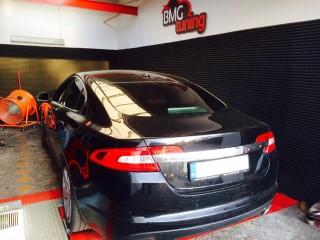 jaguar xf 3.0d 275km dyn