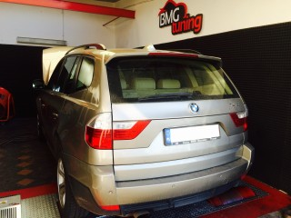 bmw x3 e83 177km usuni ty filtr dpf bmg tuning. Black Bedroom Furniture Sets. Home Design Ideas